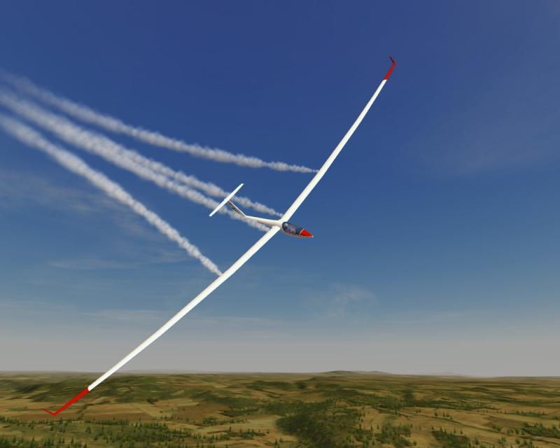 condor simulateur de vol à voile gratuit